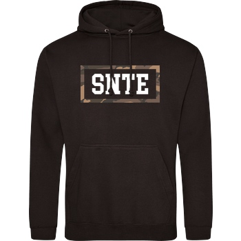 Synte - Camo Logo brown