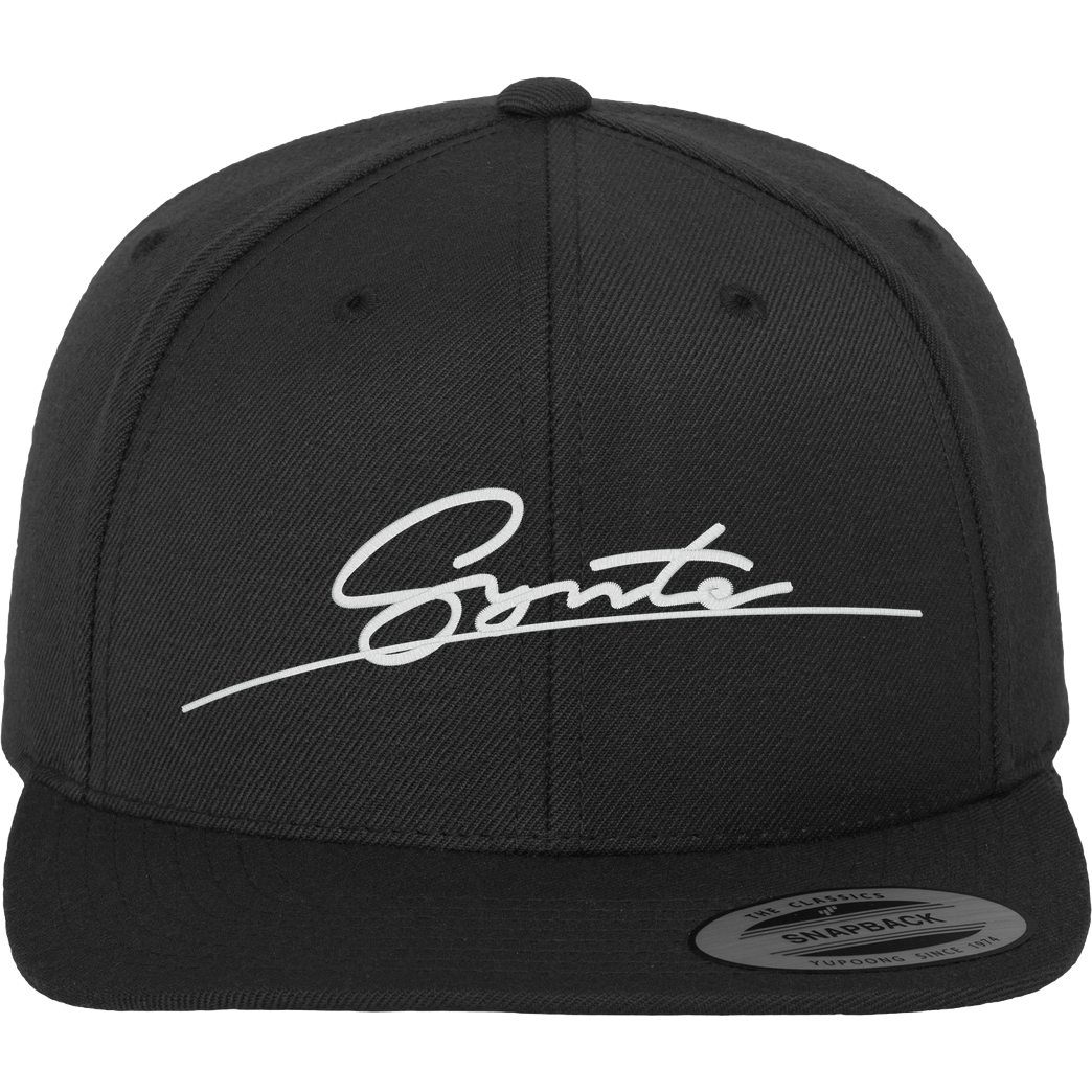 SYNTE Synte - Sign Cap Cap Cap black