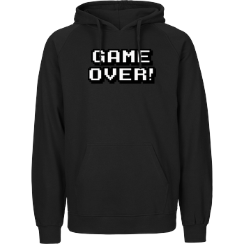 Game Over Fairtrade Hoodie