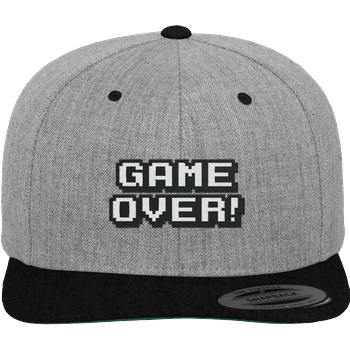Game Over Cap multicolor