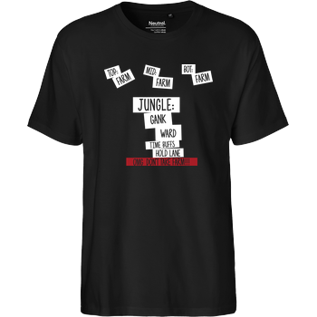 Lane Rules Fairtrade T-Shirt