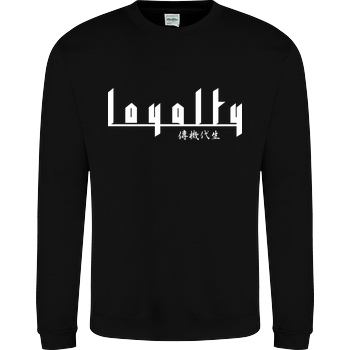Markey - Loyalty chinese white