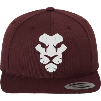 Amar - Lion Cap 3D white