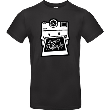 FilmenLernen.de Monstermatic T-Shirt B&C EXACT 190 - Noir