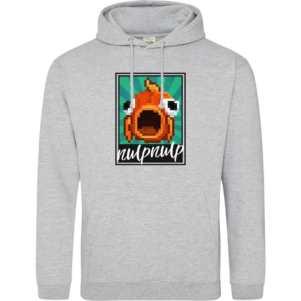 Miamouz Mia - NulpNulp Sweatshirt JH Hoodie - Heather Grey
