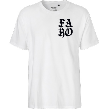 Faro Faro - FARO T-Shirt Fairtrade T-Shirt - weiß
