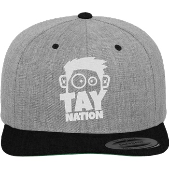 MasterTay - Tay Nation Cap white