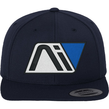 Andromeda Initiative Logo Cap multicolor