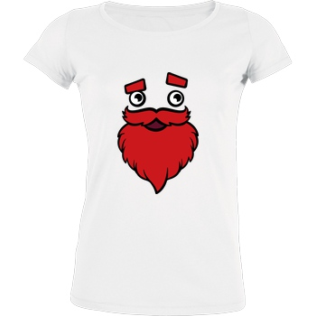 DoctorBenx - Kopf T-Shirt Stella Loves Girlie weiß