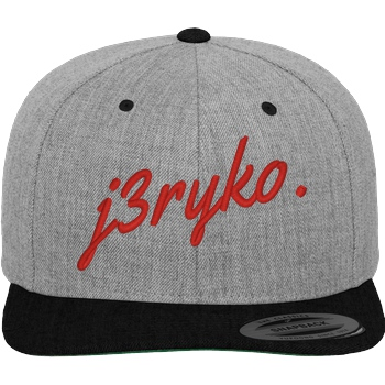 Jeryko - Logo Cap red