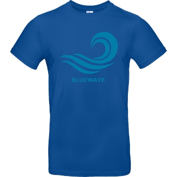 Team Prismatic Team Prismatic - Blue Wave T-Shirt B&C EXACT 190 - Royal