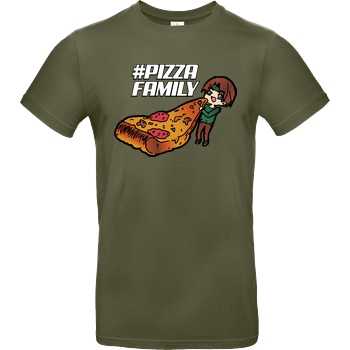 GNSG - Pizza Family multicolor