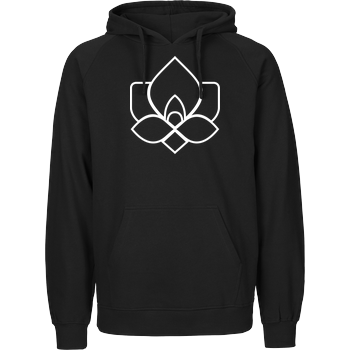 Der Keller - Rose Clean Fairtrade Hoodie