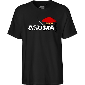 AsumaCC AsumaCC - Army T-Shirt Fairtrade T-Shirt - schwarz