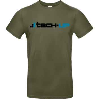 PC-Welt - Tech-Up Logo multicolor