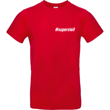 Smexy - #supersteif B&C EXACT 190 - Red