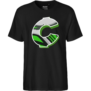 C0rnyyy C0rnyyy - Logo T-Shirt Fairtrade T-Shirt