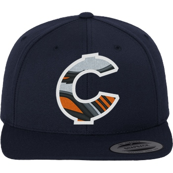 C0rnyyy - Logo Cap orange
