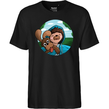 EpicStun EpicStun - Hundi T-Shirt Fairtrade T-Shirt
