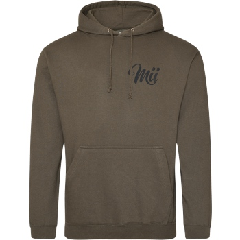 MiiMii - embroided Logo black