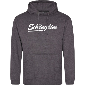Sephiron Sephiron - Schlingeline Sweatshirt JH Hoodie - Dark heather grey