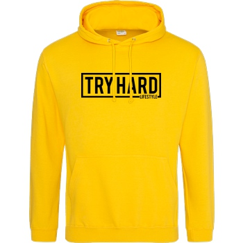MarcelScorpion - Try Hard Lifestyle black
