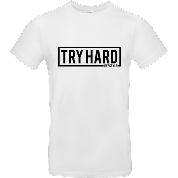 MarcelScorpion - Try Hard Lifestyle B&C EXACT 190 - Weiß