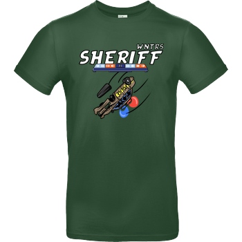 WNTRS - Sheriff Car multicolor