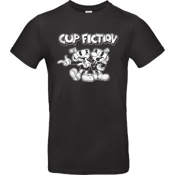 Cup fiction white