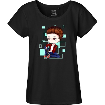 LETSPLAYmarkus LetsPlayMarkus - Chibi T-Shirt Fairtrade Loose Fit Girlie