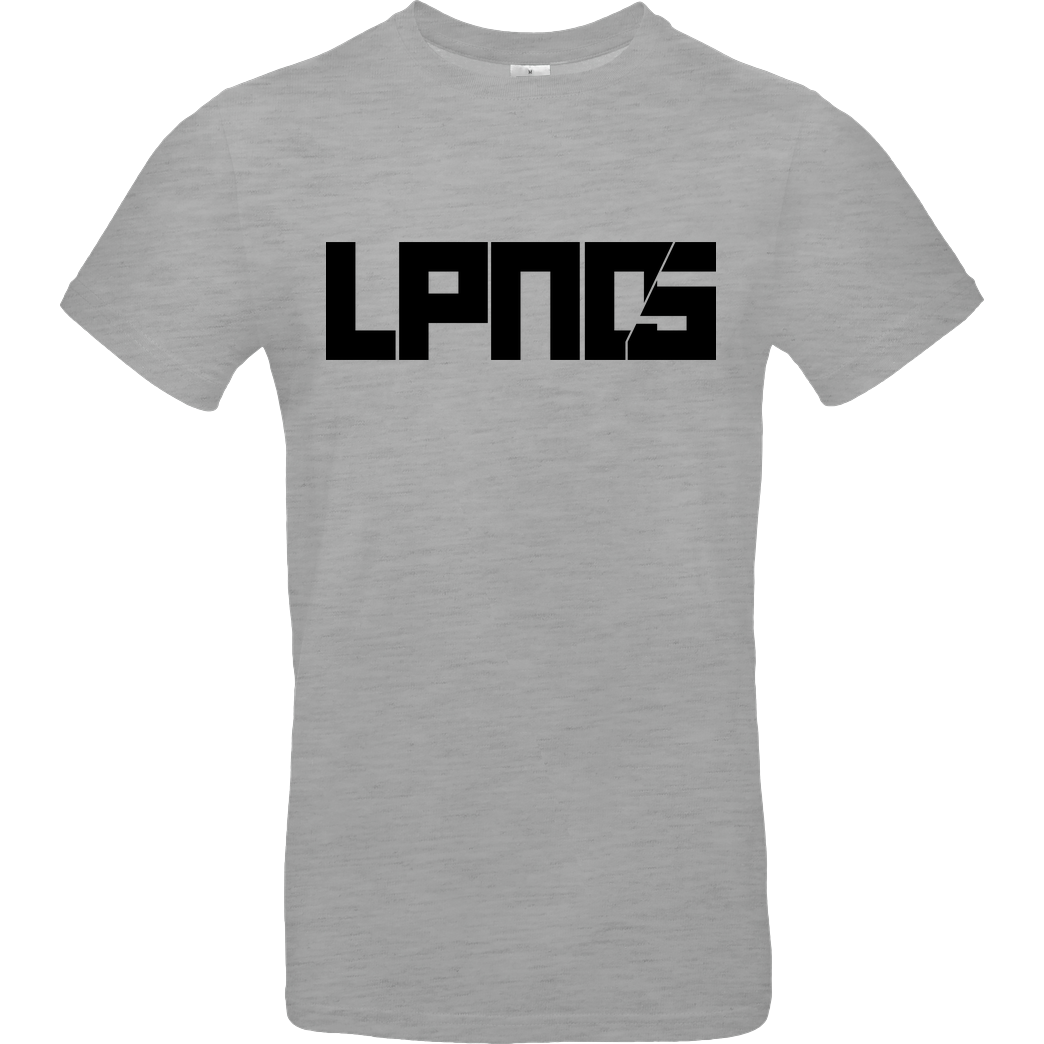 LPN05 LPN05 - LPN05 T-Shirt B&C EXACT 190 - heather grey
