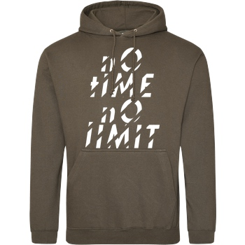 Tescht  - no time no limit front white
