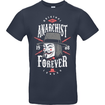 Anarchist Forever multicolor