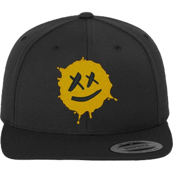 Fixx - Smilie Cap yellow
