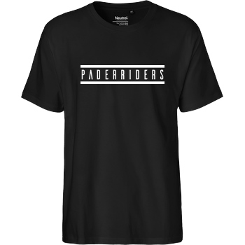 PaderRiders PaderRiders - Logo T-Shirt Fairtrade T-Shirt