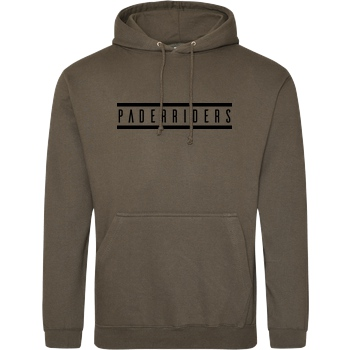 PaderRiders - Logo black