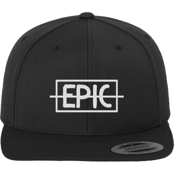 2EpicBuddies - Epic Cap Cap black