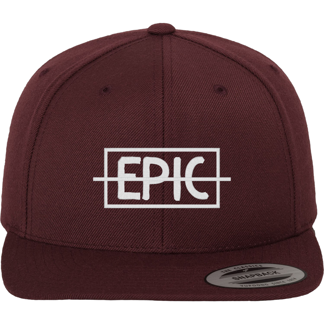 Die Buddies zocken 2EpicBuddies - Epic Cap Cap Cap bordeaux