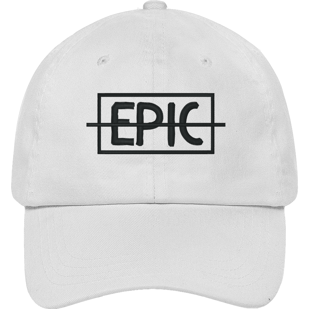 Die Buddies zocken 2EpicBuddies - Epic Cap Cap Basecap white