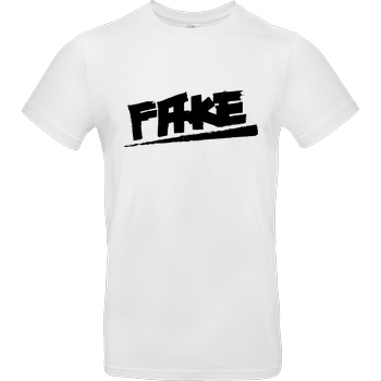 Der Keller Der Keller - Fake rough T-Shirt B&C EXACT 190 -  White