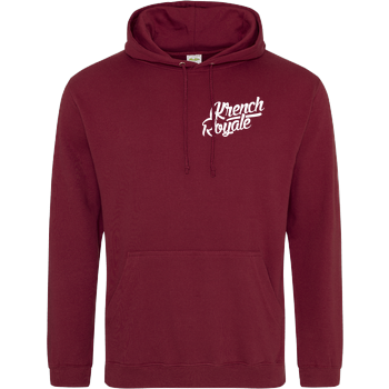 Krench - Royale JH Hoodie - Bordeaux