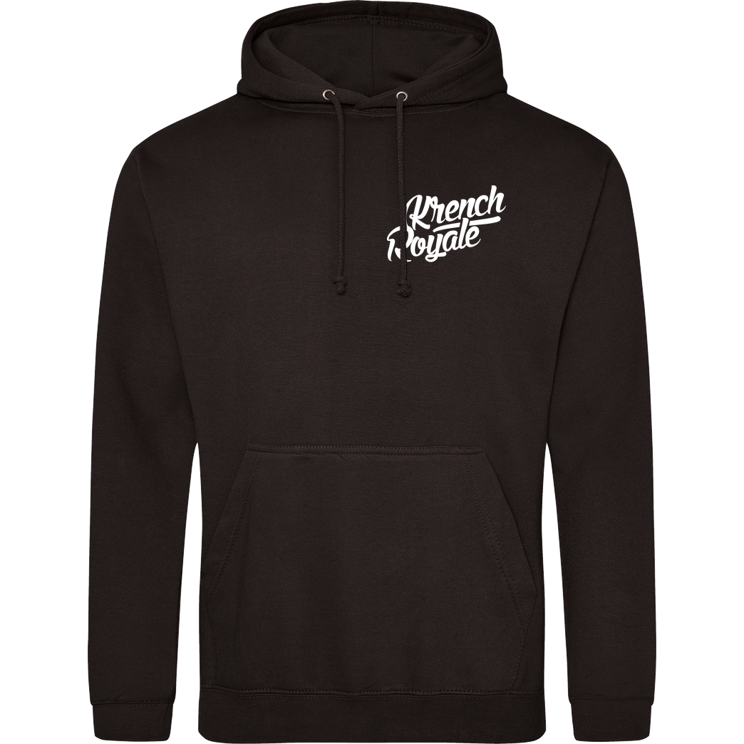 Krench Royale Krench - Royale Sweatshirt JH Hoodie - Schwarz