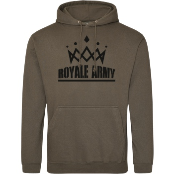 Krench - Royale Army black