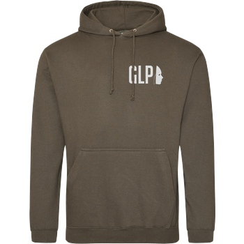 GermanLetsPlay Germanletsplay - Maske Stick Sweatshirt JH Hoodie - Khaki