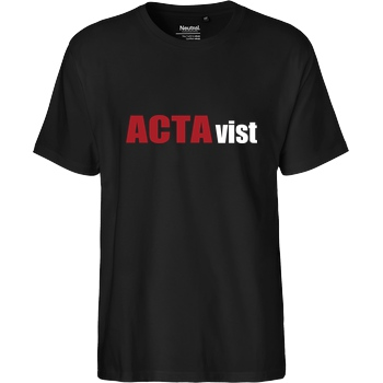 None ACTAvist T-Shirt Fairtrade T-Shirt