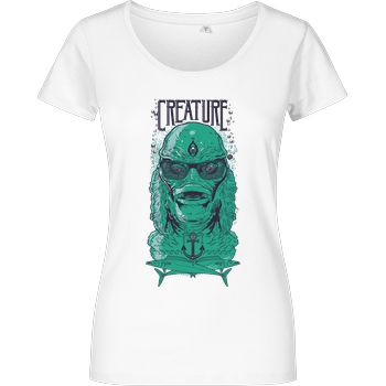 Creature from the Black Lagoon multicolor