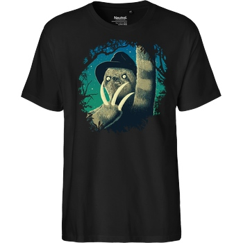 Rico Mambo Sloth Freddy T-Shirt Fairtrade T-Shirt