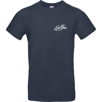 EpicStun - Embroidered Logo B&C EXACT 190 - Navy