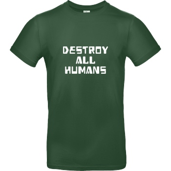 destroy all humans black