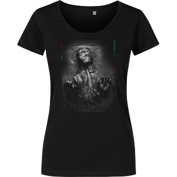 Tee Surgery Trump Cargo T-Shirt Girlshirt schwarz